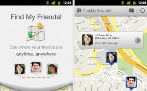 Find My Friends!