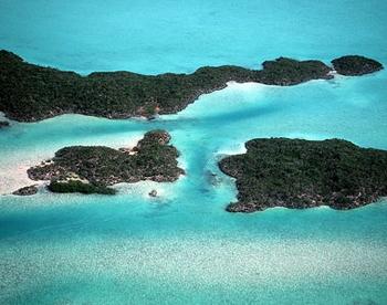 Top-10: Verdens bedste strande anno 2012